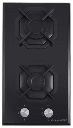 Встраиваемая варочная панель газовая MAUNFELD EGHG.32.2CB/G Black