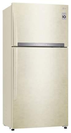 Холодильник LG GR-H 802 HEHZ Beige