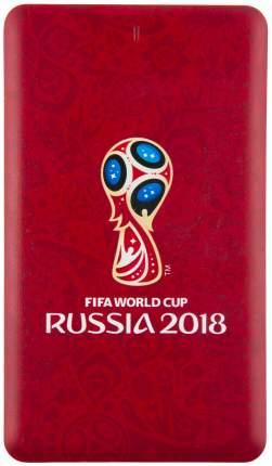 Внешний аккумулятор RED LINE С4 FIFA №1 4000 мА/ч Red