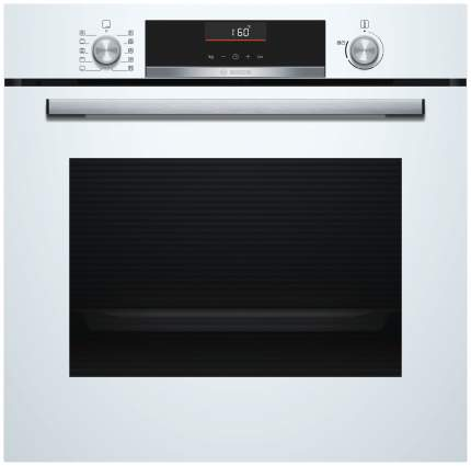 Встраиваемый электрический духовой шкаф Bosch HBG536HW0R White