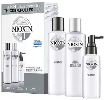 Подарочный набор Nioxin System 1 XXL 300 мл+300 мл+100 мл