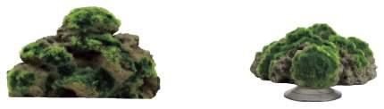 Декорация для аквариума ArtUniq Mossy Stones 3M из 3-х частей