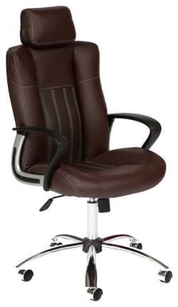 Кресло руководителя TetChair Oxford, коричневый