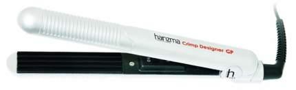 Выпрямитель волос Harizma Crimp Designer GP h10312GP White