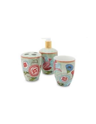Набор из 3-х аксессуаров для ванной Spring to Life Celadon