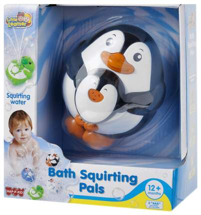 Заводная игрушка для купания Happy Kid Пингвиненок 4307