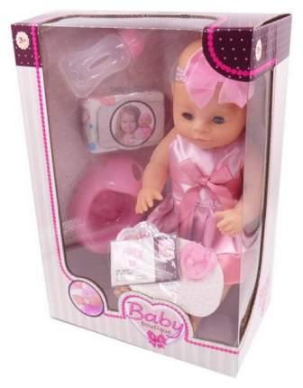 Кукла пьет и писает в наборе с аксессуарами, 40 см