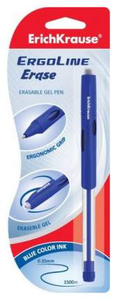 Гелевая ручка сo стираемыми чернилами ErichKrause Ergoline Erase, в в блистере пое