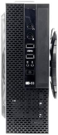 Компьютерный корпус 3Cott TX-03 200 вт grey