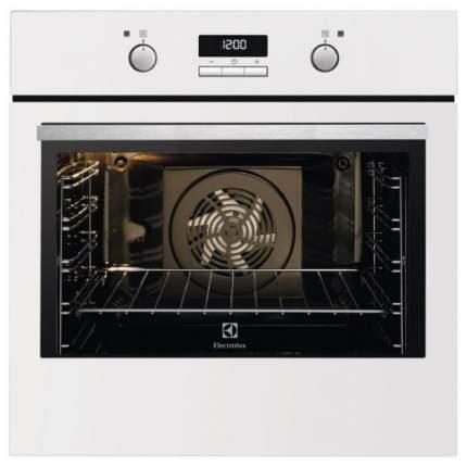 Встраиваемый электрический духовой шкаф Electrolux OPEB4330V White