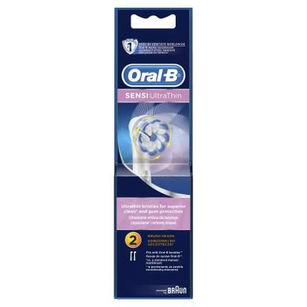 Насадка для зубной щетки Braun Oral-B EB60 Sensetive Clean 2 шт