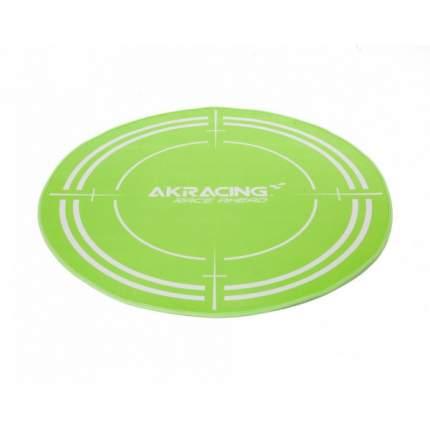 Коврик под компьютерное кресло AKRacing Floormat Green