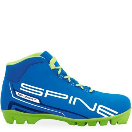 Ботинки для беговых лыж Spine Smart 357/2 NNN 2019, black/grey, 37