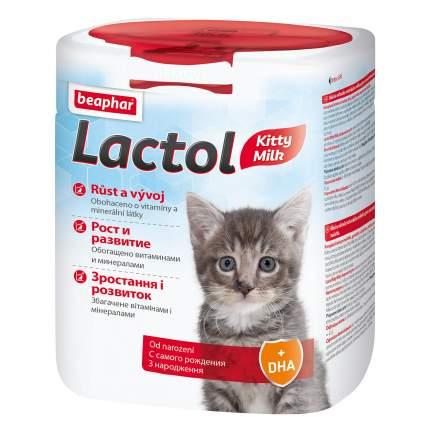 Молочная смесь для котят Beaphar Lactol kitty, 500 г