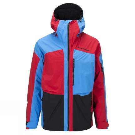 Куртка Peak Performance 2L Heli Gravity, blue, L INT