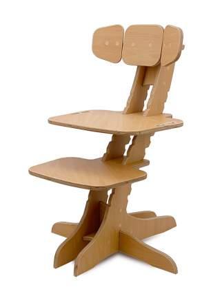 Растущий детский стул Kandle Ergosmart бук
