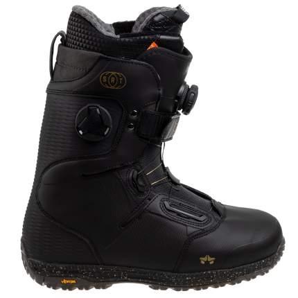 Ботинки для сноуборда Rome Inferno SRT 2020, black, 28.5