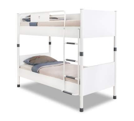 Кровать Cilek White двухъярусная 90х200
