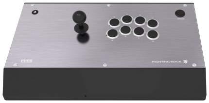 Аркадный стик Hori Fighting Edge PS4 Black/Silver