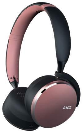 Беспроводные наушники AKG Y500 Pink
