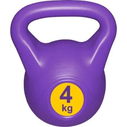 Гиря для кроссфита Leco 4 кг