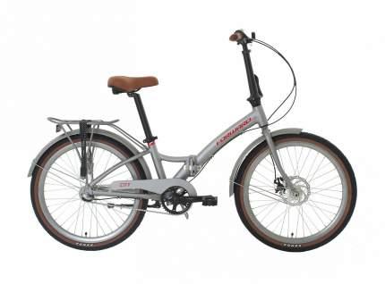 Велосипед Forward City 24 3.1 Disc 2019 One Size серый