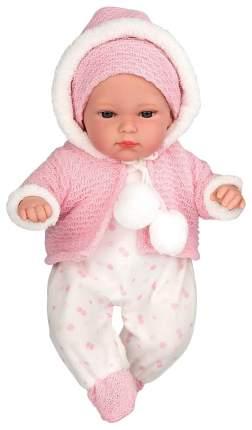 Кукла Arias Elegance в одежде розовых тонов, 33 см, арт. Т16344