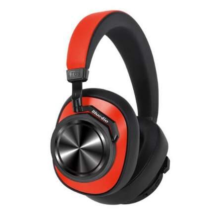 Наушники Bluedio T6S Red 4105.2