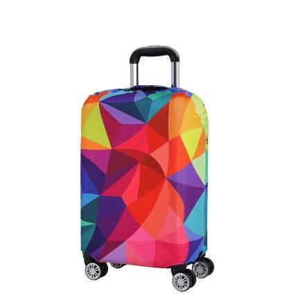 Чехол для чемодана Fabretti W1001 разноцветный M