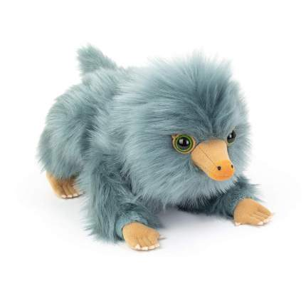 Мягкая игрушка The Noble Collection UK Ltd Baby Niffler Plush Gray ребенок Нюхлер