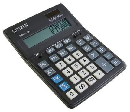 Калькулятор бухгалтерский Citizen CDB1601BK