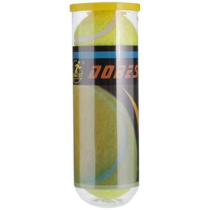 Мячи для большого тенниса Dobest TB-GA02 3 шт.