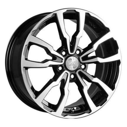 Колесные Диски Racing Wheels H-497 7,0\R17 5*114,3 ET45 d67,1 BK F/P 87513653321
