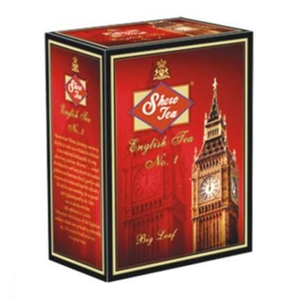 Чай Shere Английский №1 черный листовой ароматизированный 100 г