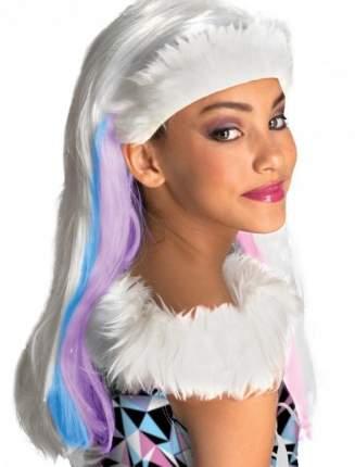 Карнавальный парик Monster High Эбби Боминейбл P013