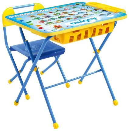 """Набор детской мебели """"Азбука"""" - Стол, стул, пенал Ника"""