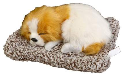 Мягкая игрушка Sima-Land Пушистик Собачка на подушке в ассортименте