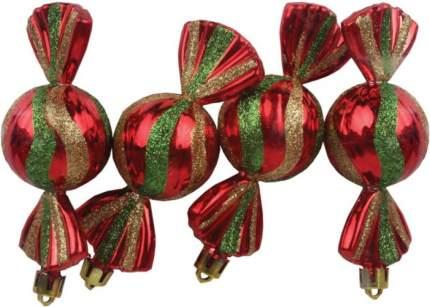 Набор елочных игрушек Marko Ferenzo Grande Конфетки 66925 12 см 4 шт.