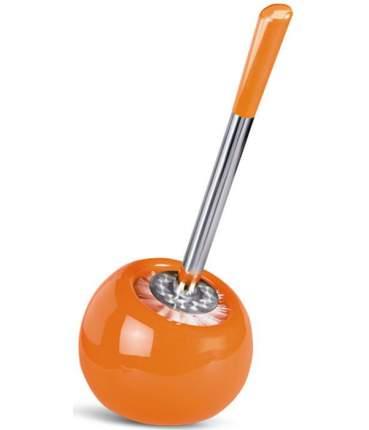 Ерш для унитаза с подставкой Tatkraft Terra оранжевый (15005)