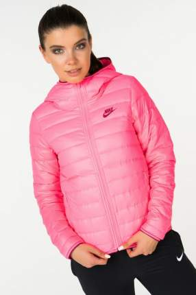 Куртка женская Nike 805082-627 розовая 46 USA