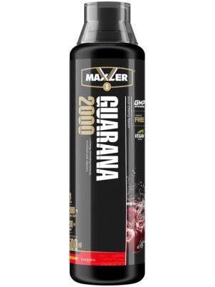 Энергетик Maxler Guarana 2000, 500 мл, cherry