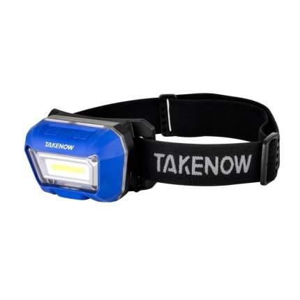 Аккумуляторный строительный фонарь TAKENOW HL001