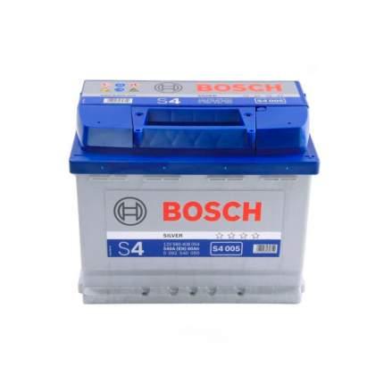 Аккумуляторная Батарея S4 Silver [12v 60ah 540a B13] Bosch