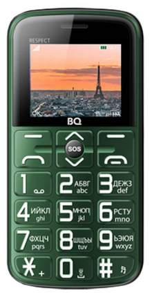 Мобильный телефон BQ 1851 Respect Green