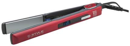 Выпрямитель волос GA.MA P11 G-Style IHT Ion Plus Red