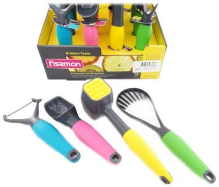 Набор кухонных принадлежностей Fissman 7470 Разноцветный