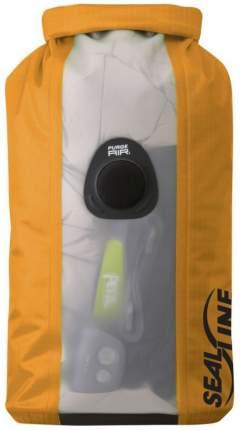 Гермомешок SealLine Bulkhead View Dry Bag оранжевый 10 л
