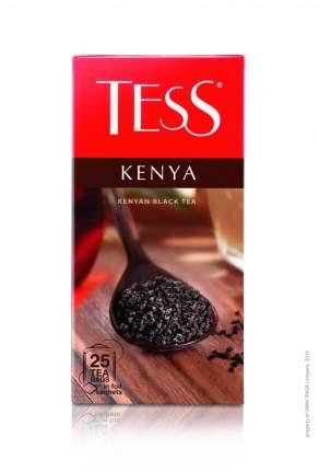 Чай черный Tess Kenya 25 пакетиков