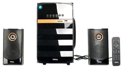 Колонки 2.1 Ritmix SP-2100 Black