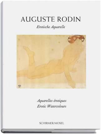 Книга Auguste Rodin, Erotic Watercolors